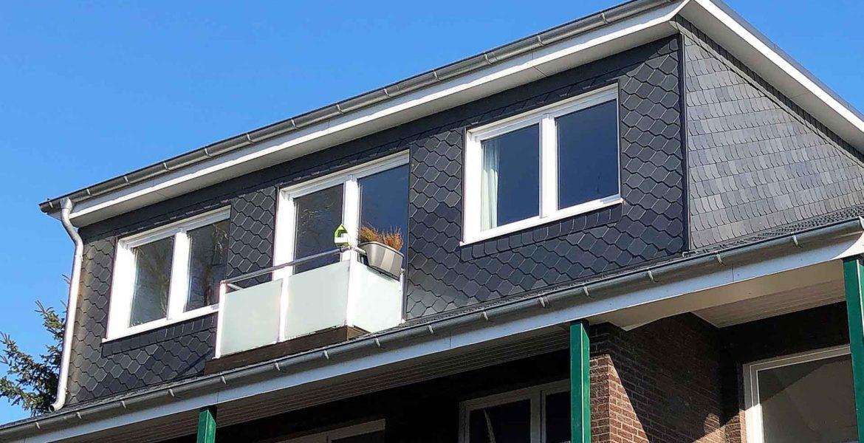 Aufstockung eines Mehrfamilienhaus