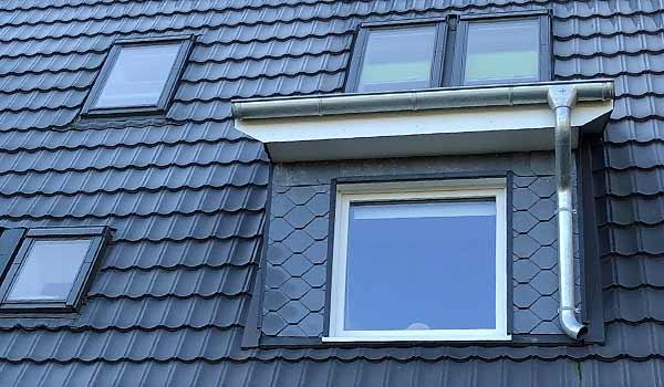 Dachfenster Gaube