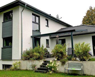 Bau: Einfamilienhaus mit Stil