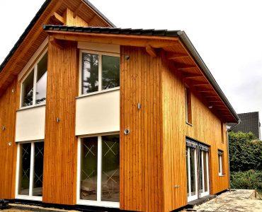 Hausbau: Haus mit Weitblick